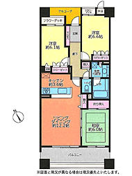 アパガーデンパレス多摩境 315号室
