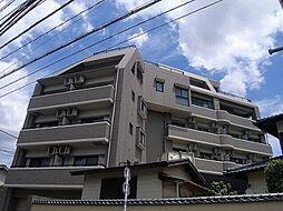ヒルクレスト[3階]の外観