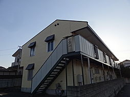 リージェントハイツ[2階]の外観