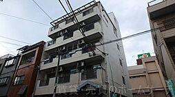大阪府大阪市此花区西九条6丁目の賃貸マンションの外観