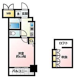 大国町駅 1,280万円