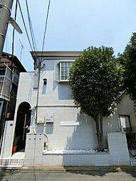 東京都板橋区相生町の賃貸アパートの外観