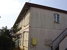 ミドリハイツ[1階]の外観