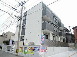 福岡県北九州市小倉北区緑ケ丘2丁目の賃貸アパートの外観