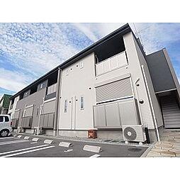 奈良県大和高田市礒野北町の賃貸アパートの外観