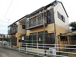 埼玉県鴻巣市本町7丁目の賃貸アパートの外観