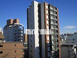 ハーモニーレジデンス名古屋新栄[13階]の外観