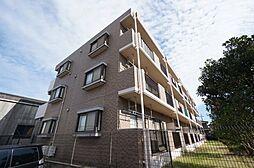 千葉県千葉市中央区浜野町の賃貸マンションの外観
