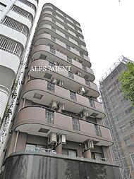 神奈川県横浜市中区花咲町3丁目の賃貸マンションの外観