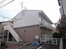 グッドリバーA[2階]の外観