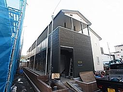 NEKO BUS[2階]の外観