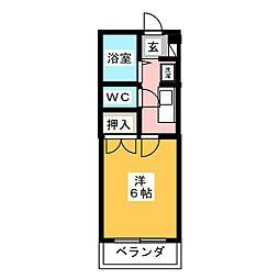古井駅 2.1万円