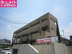 アバンサール[3階]の外観