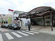 駅清瀬駅まで1040m
