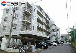 シャトーカワイ[2階]の外観