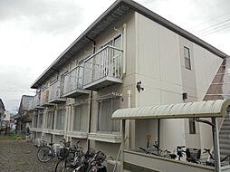 サニーハイツ高田[2階]の外観