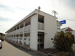 兵庫県加古川市別府町本町2丁目の賃貸アパートの外観