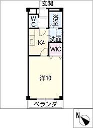 サードステージ[3階]の間取り