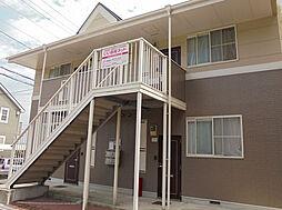 滋賀県大津市坂本2丁目の賃貸アパートの外観