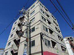 千寿マンション針中野[4階]の外観