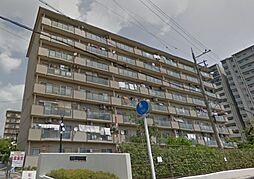 桂ガーデンハイツ[1階]の外観