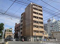 愛媛県松山市湊町7丁目の賃貸マンションの外観