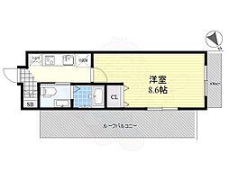 亀戸水神駅 7.8万円