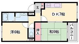 曽根駅 4.5万円