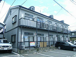 福岡県福岡市東区舞松原2丁目の賃貸アパートの外観