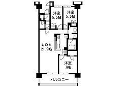 インプレスト横濱鶴ヶ峰EAST