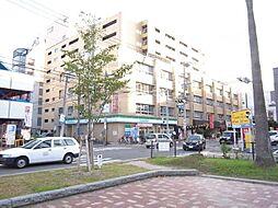 博多駅東三丁目住宅[9階]の外観