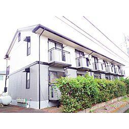 静岡県焼津市小柳津の賃貸アパートの外観