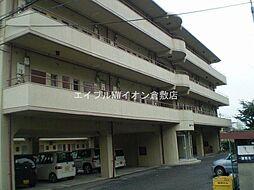 岡山県倉敷市松島丁目なしの賃貸マンションの外観