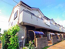 [テラスハウス] 東京都東大和市清水2丁目 の賃貸【/】の外観
