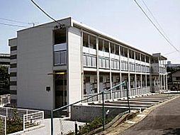 神奈川県横浜市港南区笹下6丁目の賃貸アパートの外観