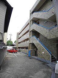 京都府京都市左京区孫橋町の賃貸マンションの外観