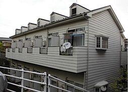 パークサイド岸根[1階]の外観