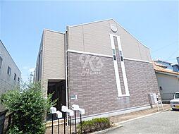 兵庫県神戸市西区玉津町出合の賃貸マンションの外観