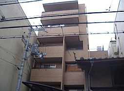 マジョール東山[302号室号室]の外観