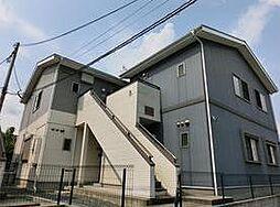 トレゾア湯川新町A棟[203号室]の外観