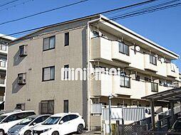 愛知県名古屋市名東区亀の井3丁目の賃貸マンションの外観