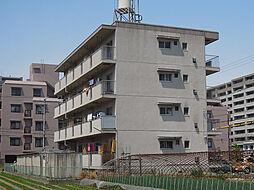太田コーポラス[302号室]の外観
