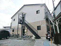 グランパルクIV[2階]の外観