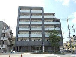 東京都大田区田園調布1丁目の賃貸マンションの外観