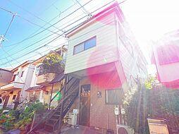 東京都西東京市芝久保町2丁目の賃貸アパートの外観