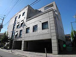 京都府京都市上京区高台院竪町の賃貸マンションの外観
