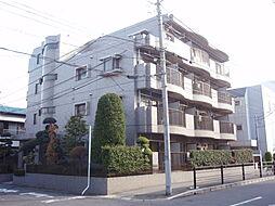 契約金54000円、クレストガーデニア[1階]の外観