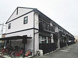 大阪府泉大津市北豊中町1丁目の賃貸アパートの外観