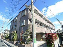 東京都葛飾区南水元1丁目の賃貸マンションの外観