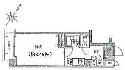 ドルチェ笹塚・壱番館[5階]の間取り